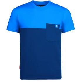 TROLLKIDS Bergen T-Shirt Kids, blauw